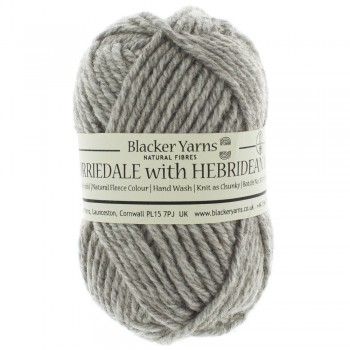 pure corriedale-hebridean_Chunky_grey natural