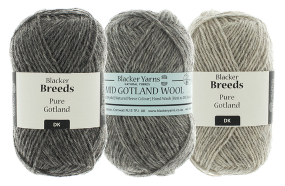 All Pure Gotland Undyed